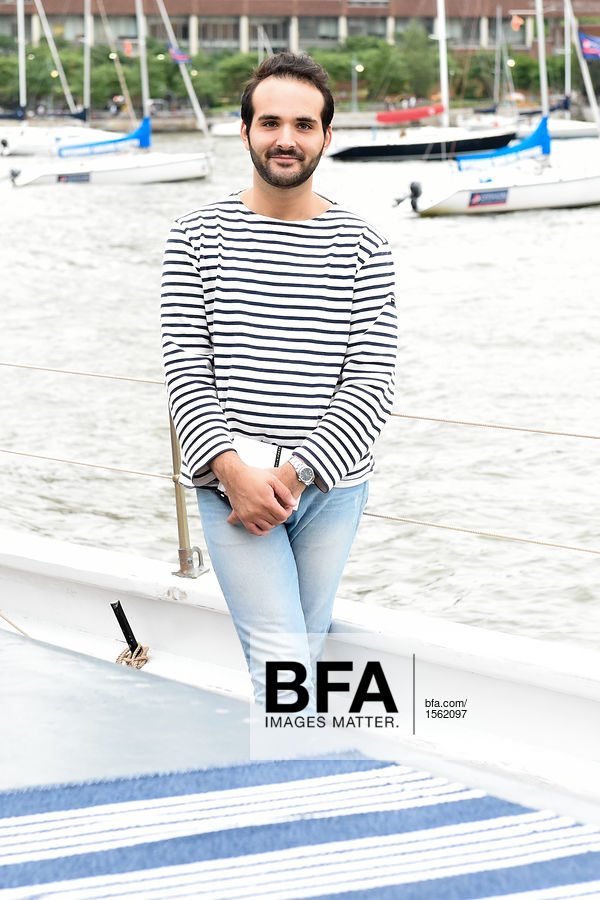 3cf0ea575a7b Andres Betancourt at NET-A-PORTER and MR PORTER Celebrate Summer and Same-Day  Delivery to the Hamptons at Grand Banks ...