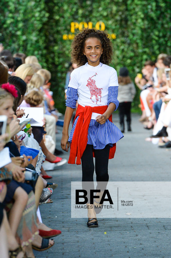 Show Lauren Id Children's Fashion At RunwayModel Polo Ralph WHIE9YD2