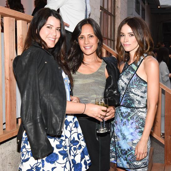 Freida Pinto, Jenna Dewan & Rosario Dawson Celebrate The A