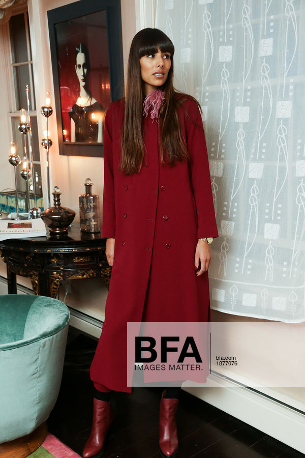 Babba Canales At Rodebjer Fw16 Reception Id 1877076 By