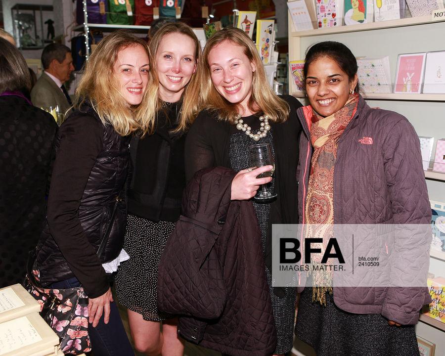 Tricia cooney, Rose Freedman, Kelli Cooney, Seema Reddy at THE FIFTH