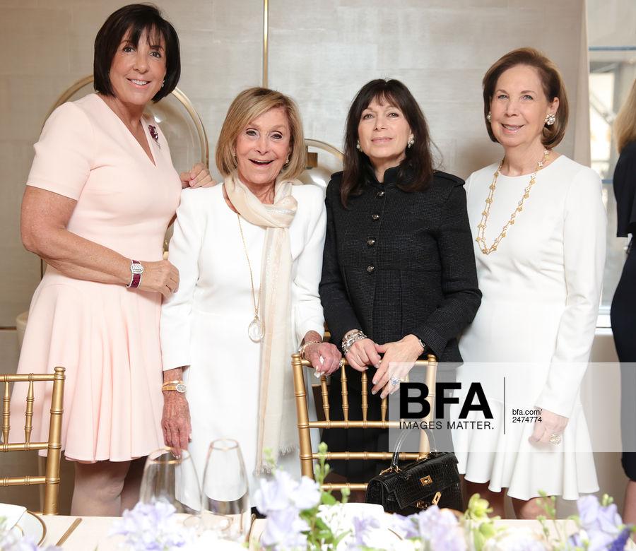 Jane Goldman, Penny Drue Baird, Pam Pantzer at Van Cleef
