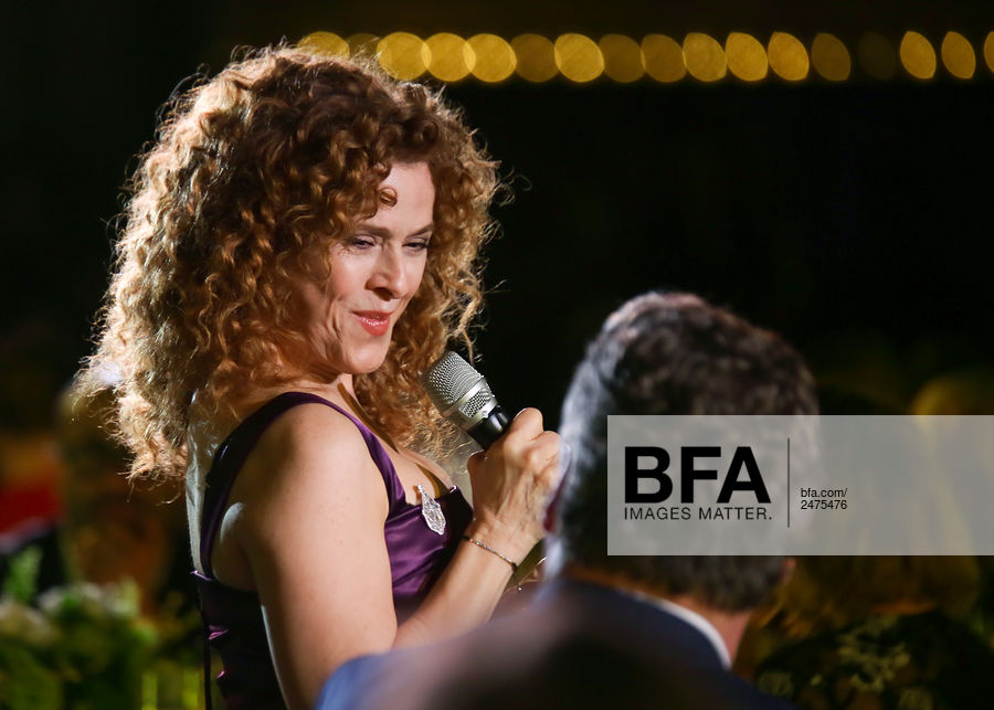 Bernadette Peters at The New York Public Library : 2017