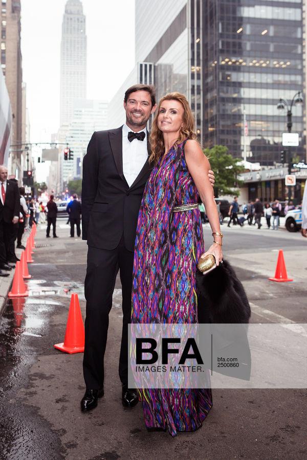 Brendan Monaghan at 2017 CFDA Fashion Awards in Partnership