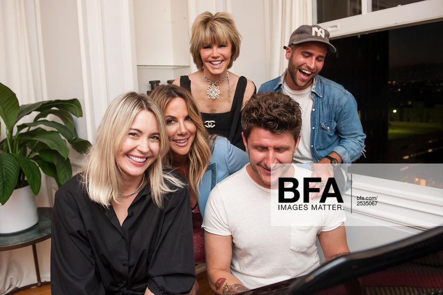 Cheryl Scott, Laura Dunn, James Goldcrown at The Art of