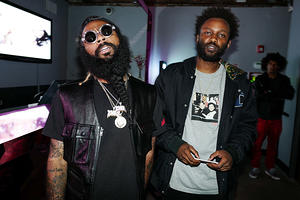 Zombie Juice Erick Arc Elliott At Supreme Brooklyn Afterparty Shot On Leica