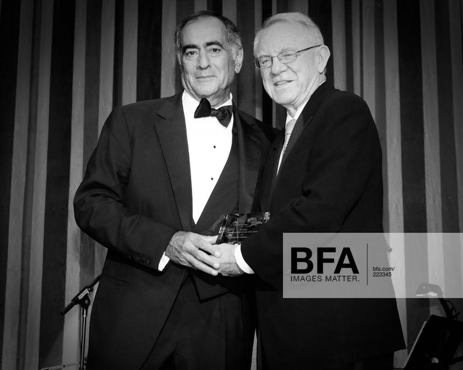 John Mack, Dr  Herb Pardes at New York Presbyterian/Weill