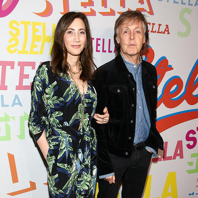 Nancy Shevell Paul McCartney At Stella Autumn 2018 Presentation