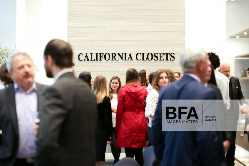 At California Closets: Showroom Opening