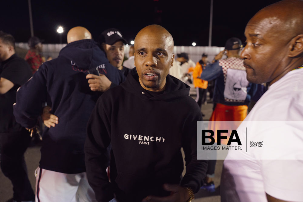 Consequence at NAS and KANYE ALBUM LISTENING :