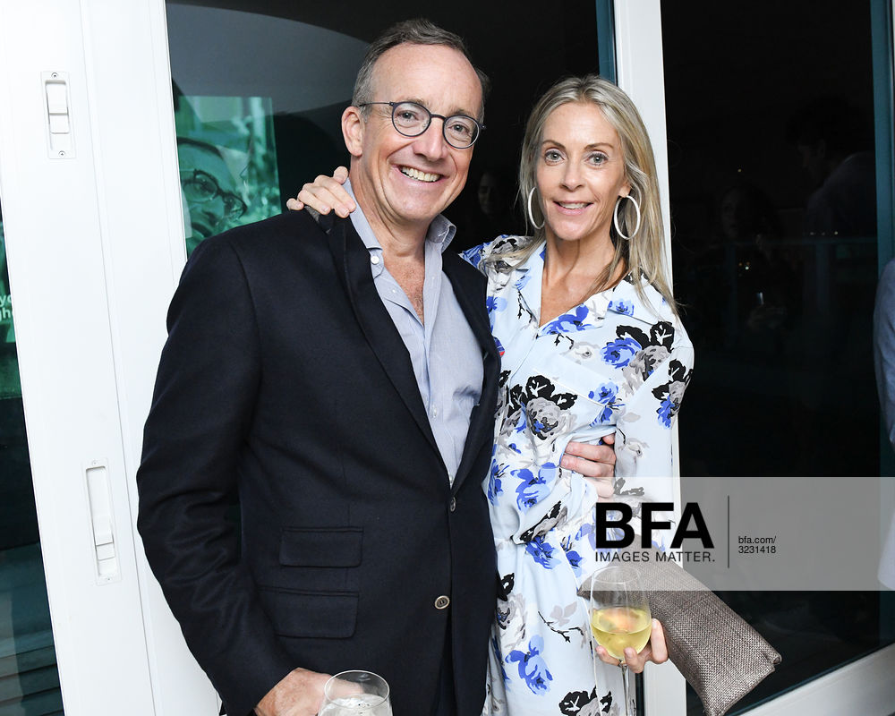 Beau Wrigley Sue Hostetler At Phillips The Bass Art Basel Miami Private Dinner Id 3231418