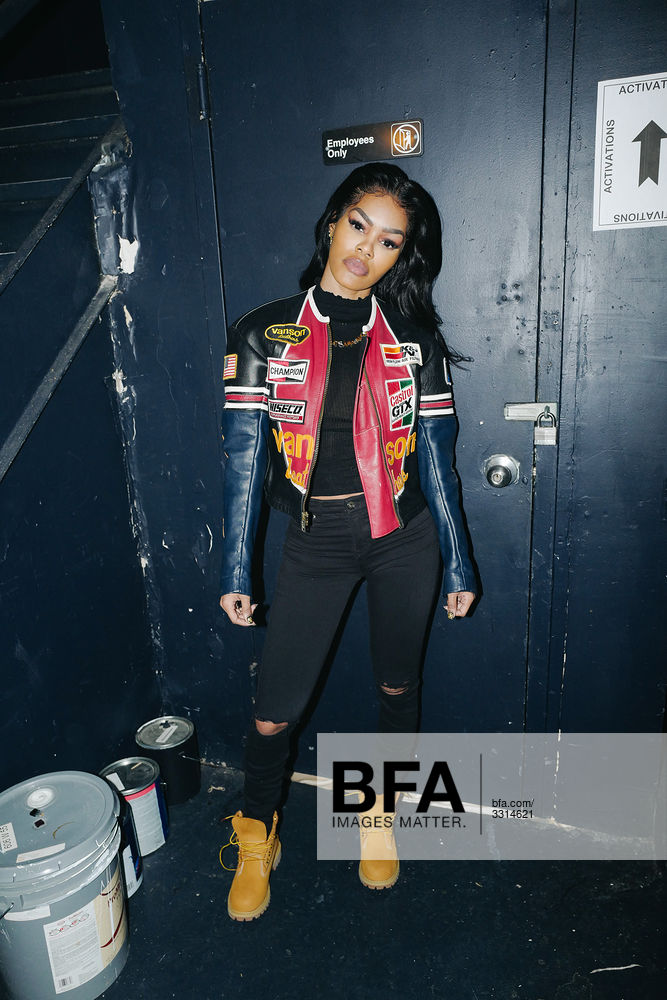 Teyana Taylor at It's a (212) Thing: Celebrating Harlem Style With A
