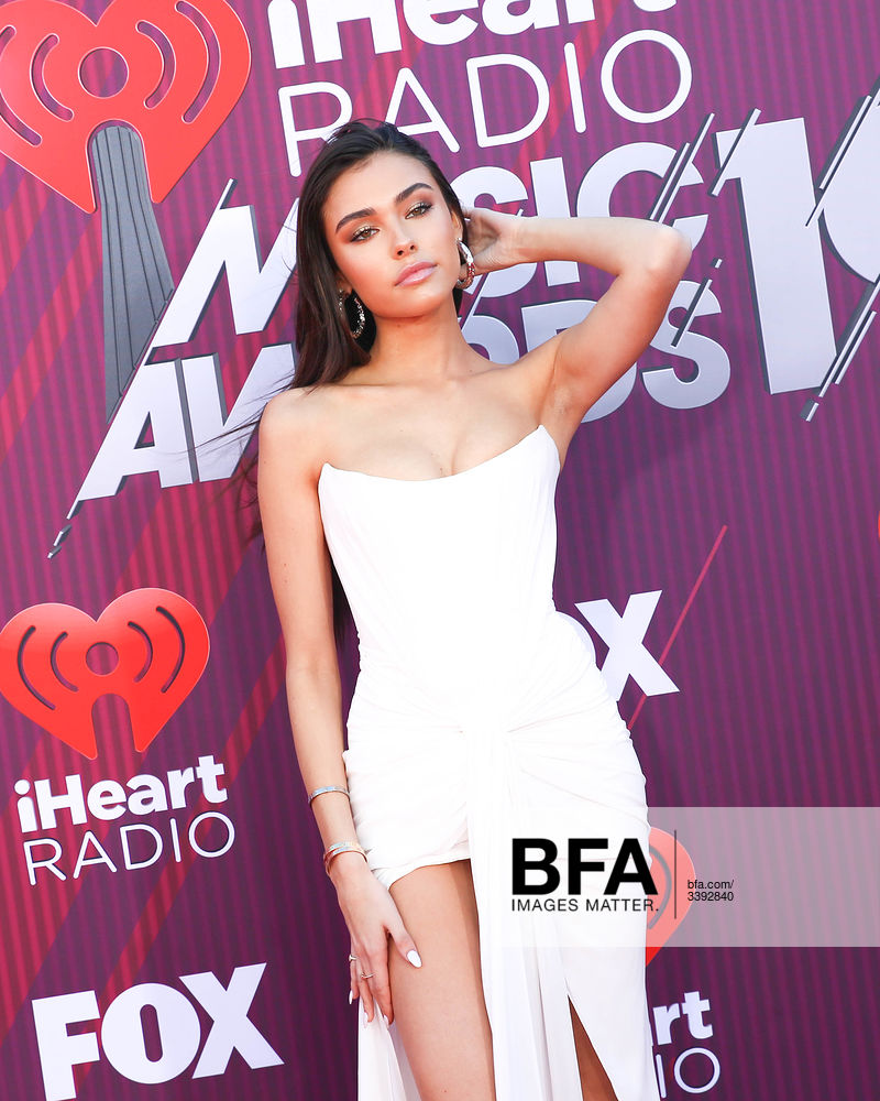 Madison Beer at 2019 iHeartRadio Music Awards: Red Carpet