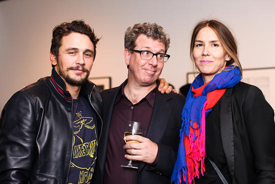 PACE GALLERY Opening of James Franco: New Film Stills ...